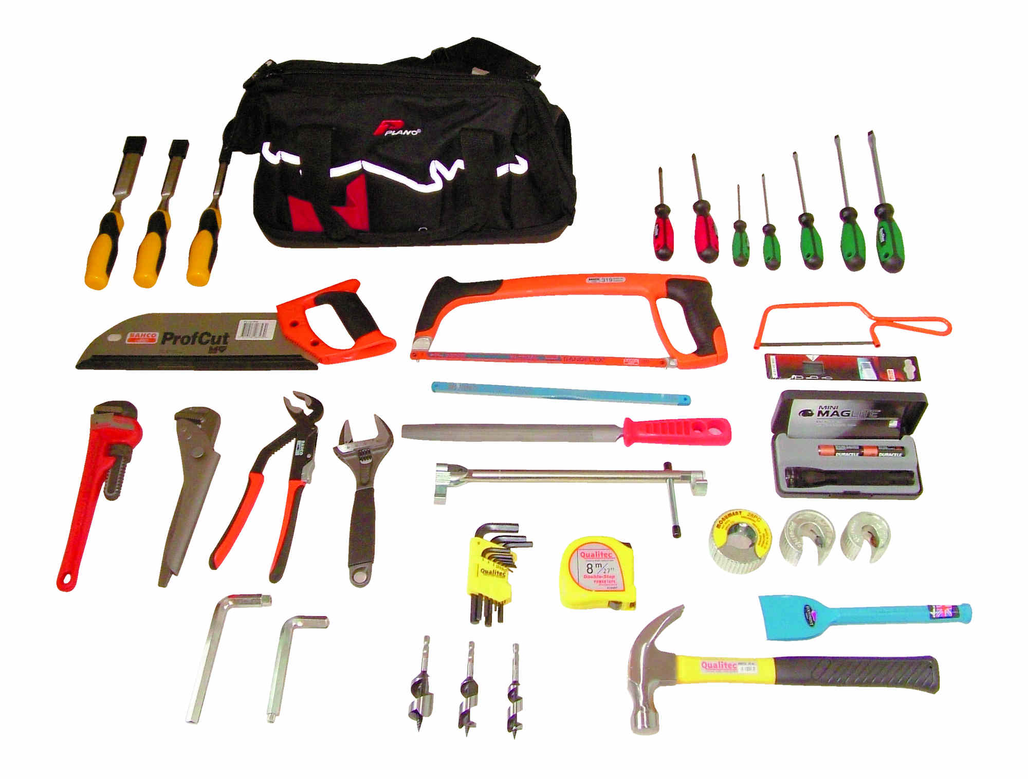 What's In a Plumber's Toolbox?