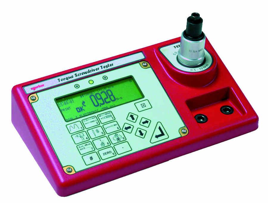 Screw Electronic Tester : Craig international torque screwdriver tester nm