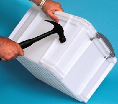 Craig International Really Useful Box White Extra