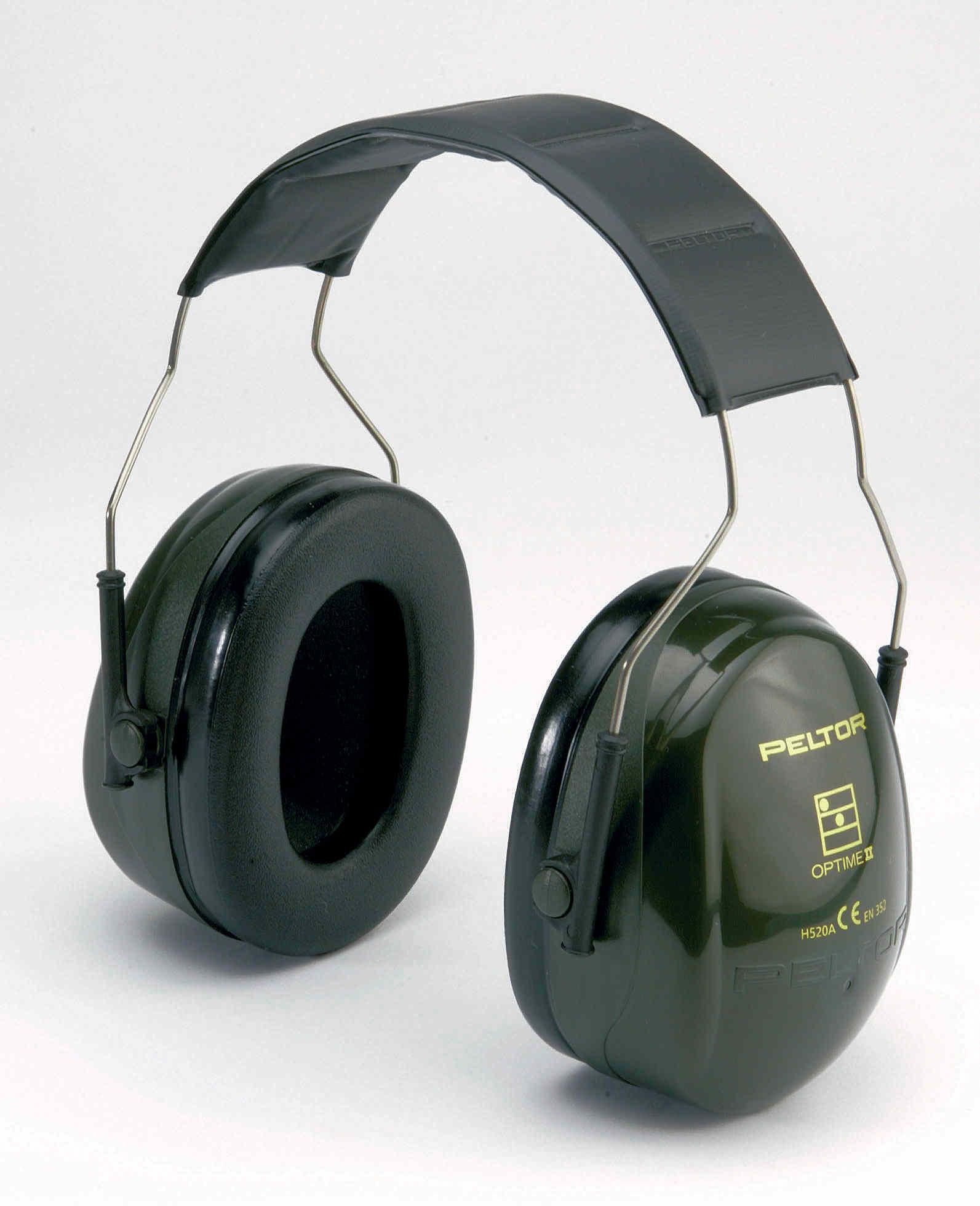 craig international ear defenders peltor optime ii h520a. Black Bedroom Furniture Sets. Home Design Ideas