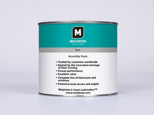 Craig International Molykote G N Plus Paste 500g