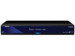 Humax Freesat High Definition Box HDD With 500Gb HDD