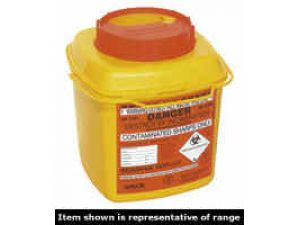 Sharps Container 22Ltr Capacity